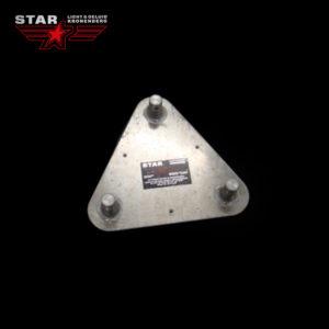 30x30 Driehoek baseplate