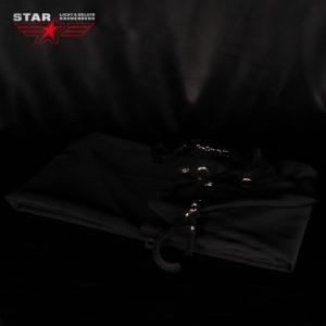 Backdrop zwart