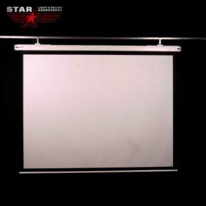 Projecta elektromotor scherm 2